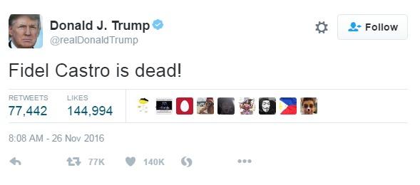 donald-j-trump-on-twitter-fidel-castro-is-dead